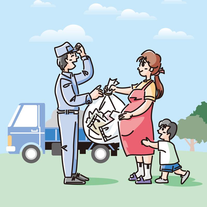 リサイクルポスターイメージ画
