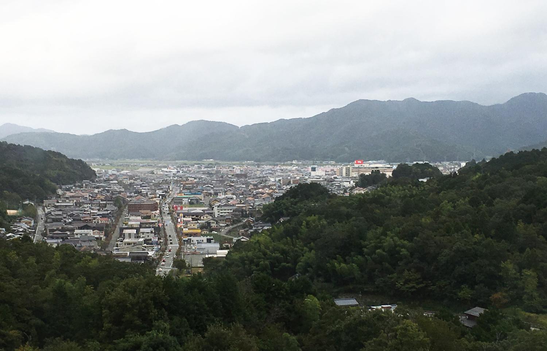 豊岡市風景