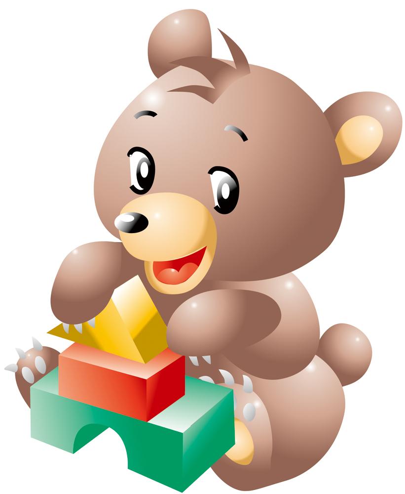 不動産:イメージキャラ(熊)
