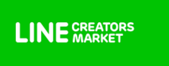 LINE CREATORS MARKET ロゴ